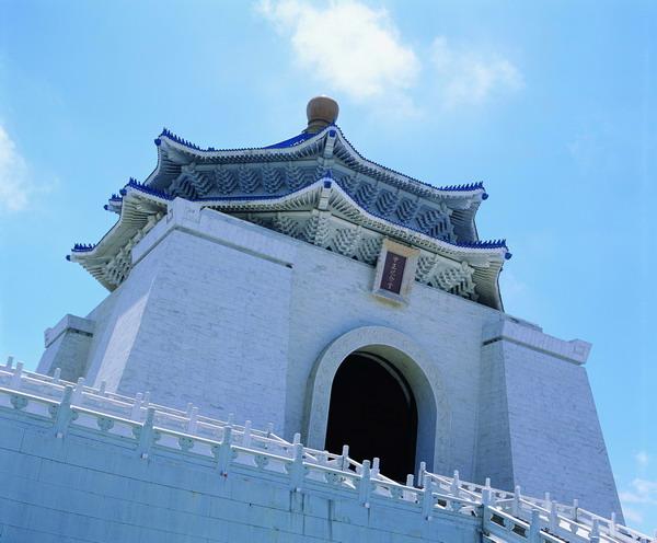 建筑-世界景观地标 城楼 浩荡 中式 风格 雕栏图片