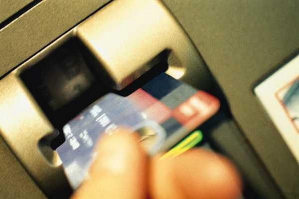 邮政储蓄取款机取钱步骤图解