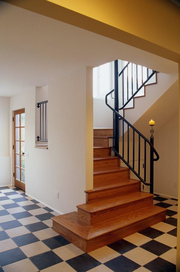 楼梯 复式楼 装修,装饰,室内装