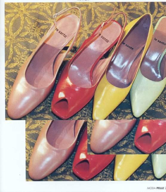创意图 女士鞋子