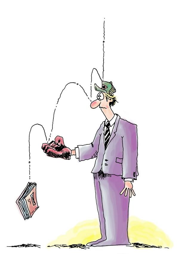 线条 人物画 人物漫画-广告创意-广告创意