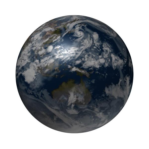 地球集锦图片-科技图 卫星云图 云系 天气地球