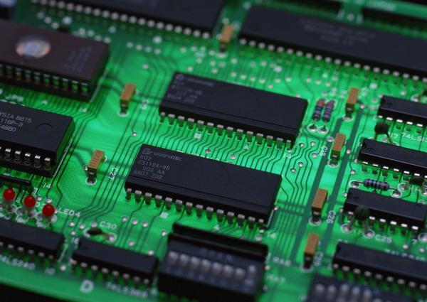 电子电板图片-科技图 主板