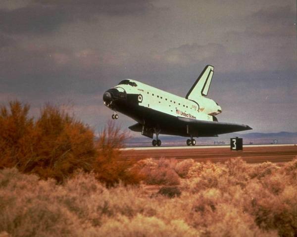 航天飞机 起飞 机场 星球探索-科技-科技