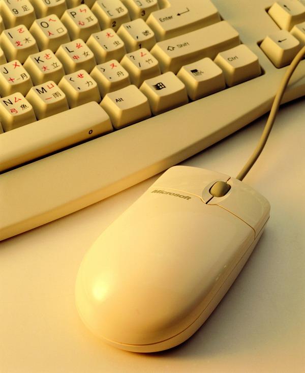 鼠标图片 科技图 鼠标 键盘 按键入 科技