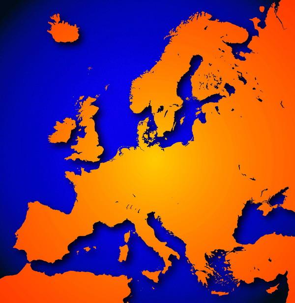 西欧 西方 地球