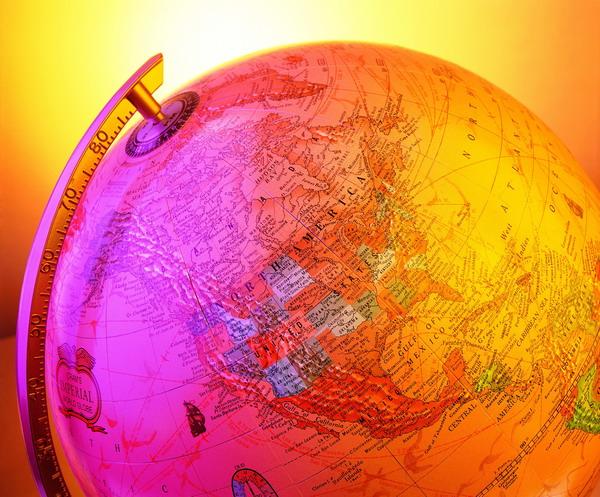 030 -地球仪的图片素材