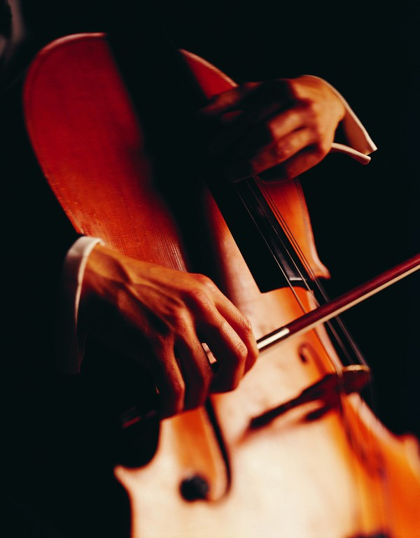 古典音乐图片-艺术图 拉琴图片
