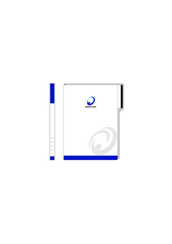 文件夹 文件 档案 商务vi模板-商业vi设计模板-商业vi设计模板,商务vi