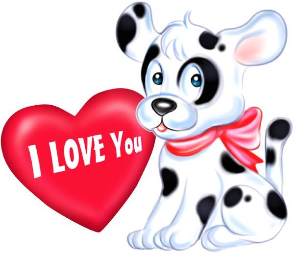 可爱卡通小狗壁纸 可爱卡通小狗简笔画 可爱卡通小狗