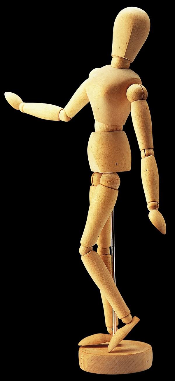 木头人图片-静物图 模型