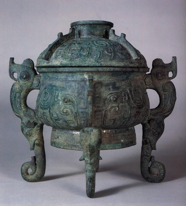 中国古典艺术-青铜器编