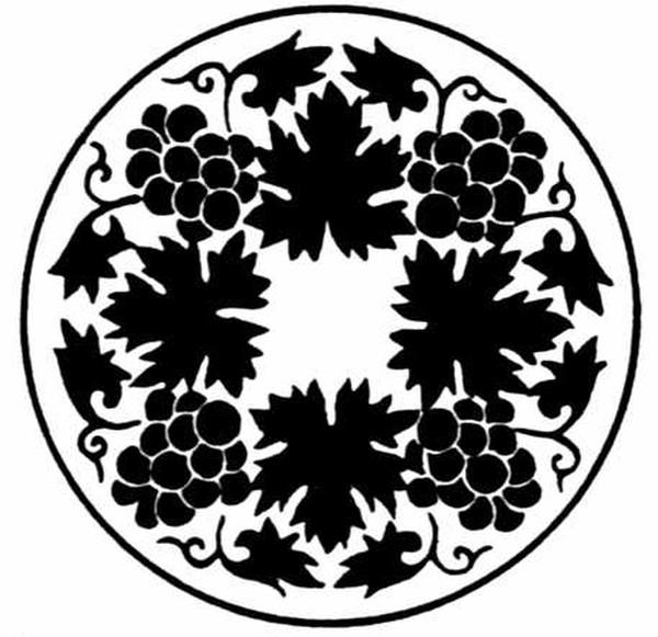 中国民间艺术-现代图案花纹