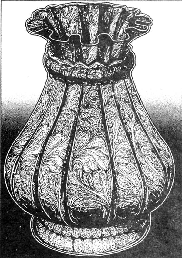 中国民间艺术-植物图案花纹