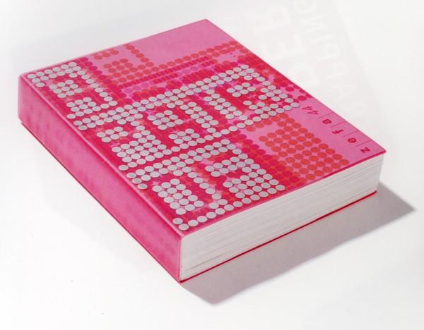 国际招贴画设计-国际视觉设计平面设计 书本 红色 名称 设计 厚度