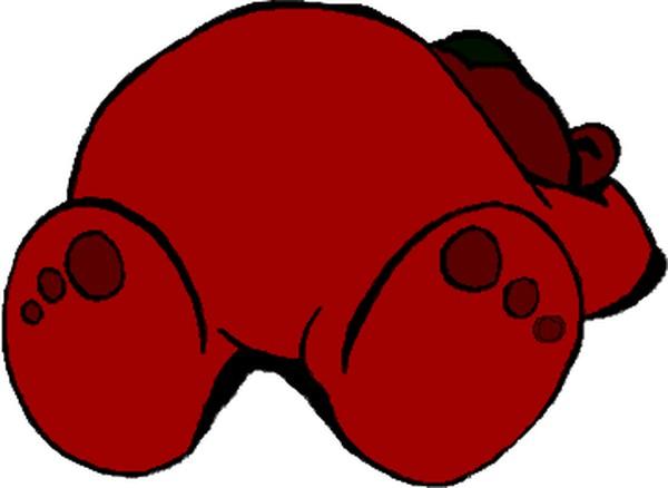 睡觉 动物拟人化卡通-拟人卡通-拟人卡通