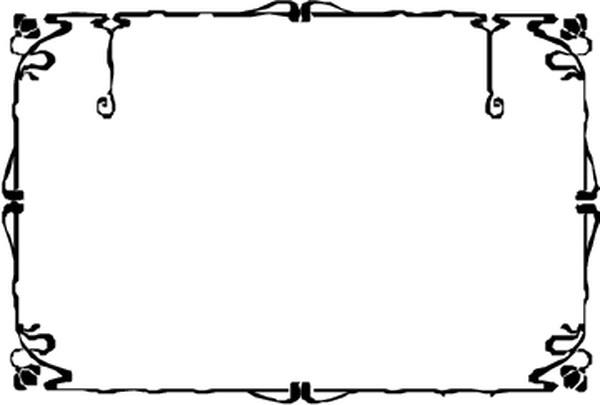 装饰背景图片-边框背景图