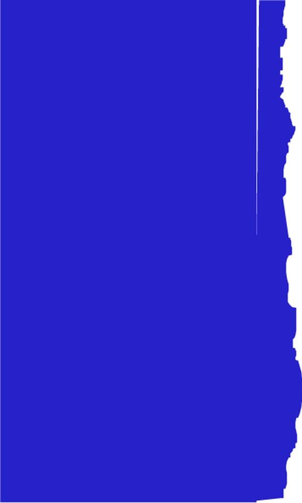 淡蓝色小清新意境边框