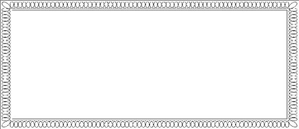 边框背景-商标 方形