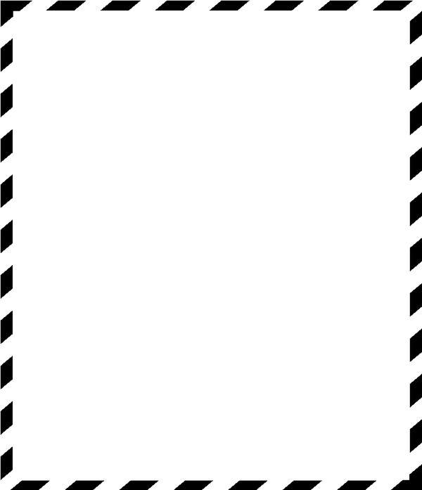 边框背景-商标