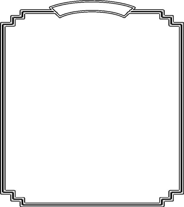商标图片 边框背景图高清图片