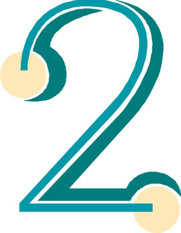 数字10 logo设计