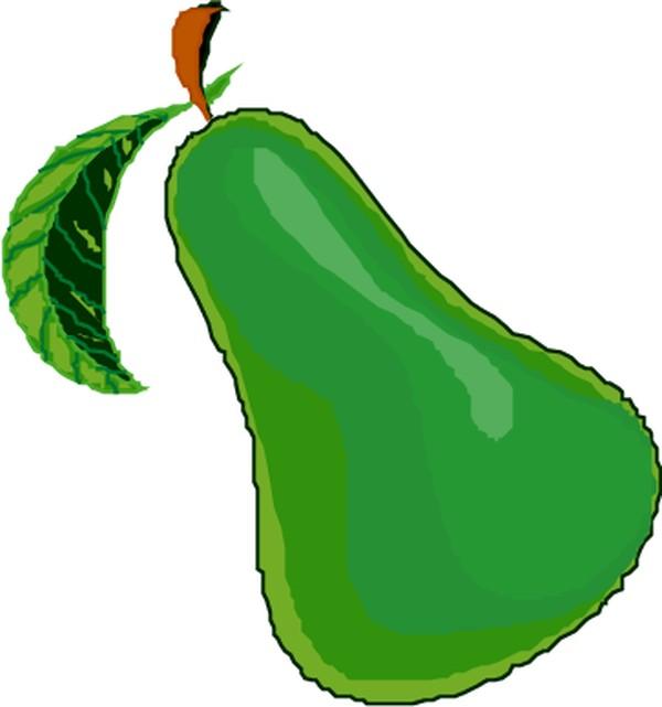 水果 可爱卡通画