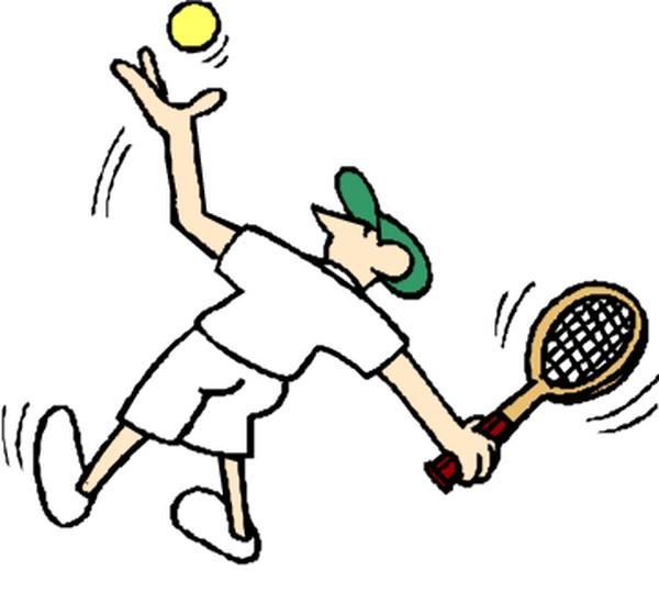 小学生体育卡通