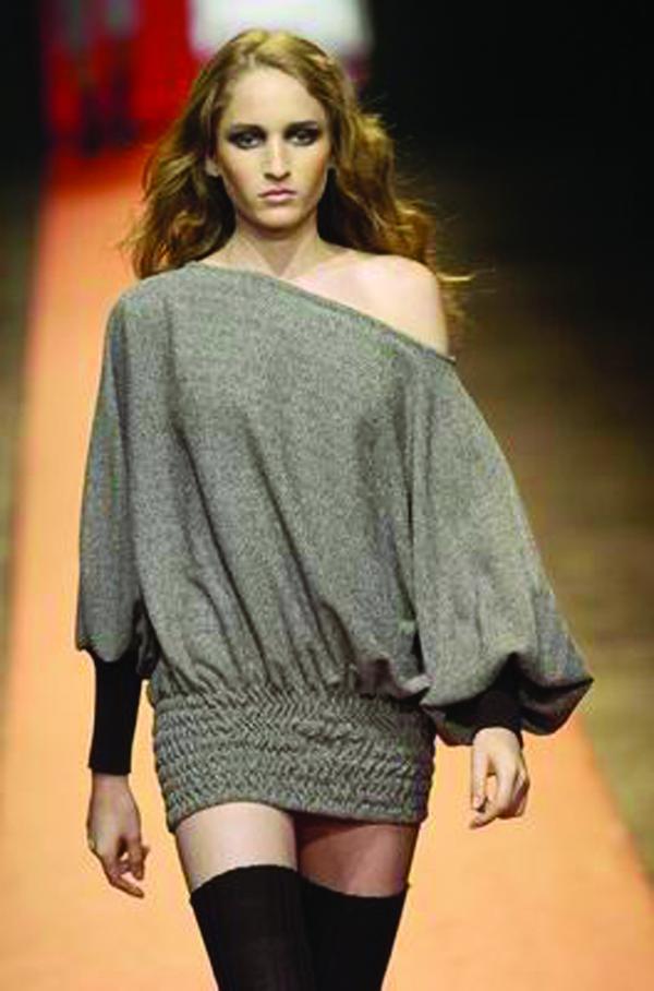 服装设计-sao paul 女装冬季新品发布 作品 风格 生活