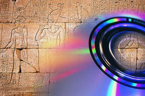 电子资讯图片-科技图 古埃及