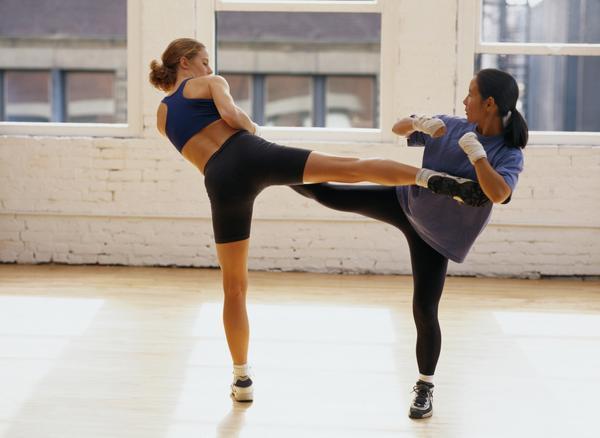体育锻炼图片-运动图 跆拳道