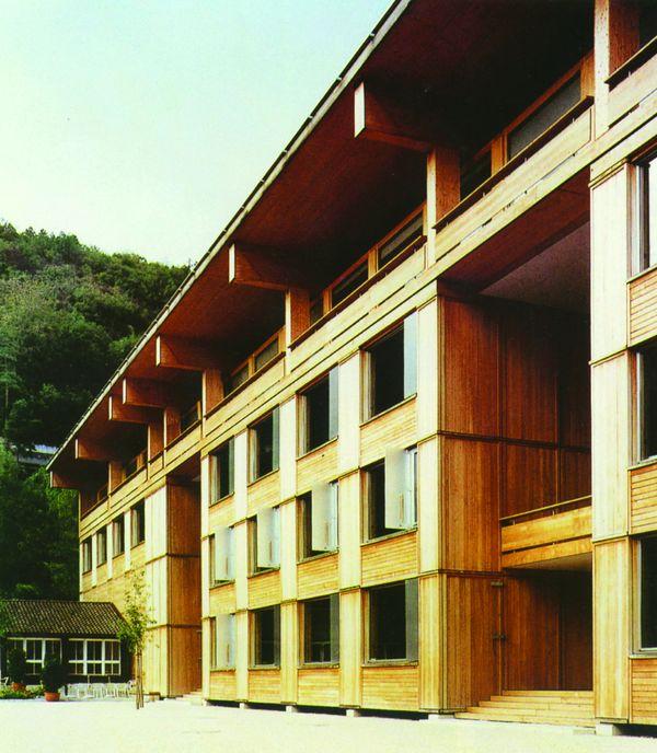 现代木房装修效果图