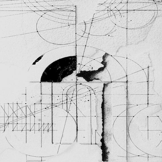 墙饰画-建筑画