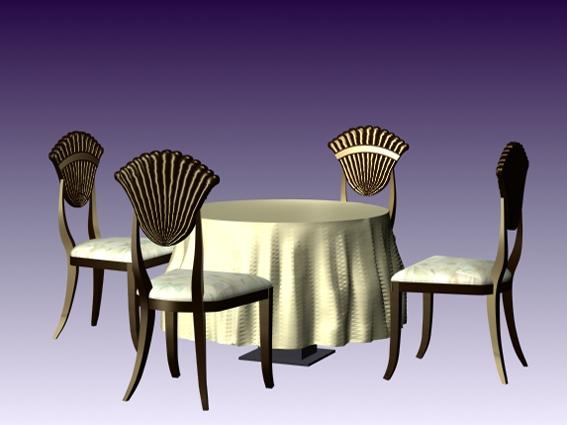 外国椅子图片-传统家具图