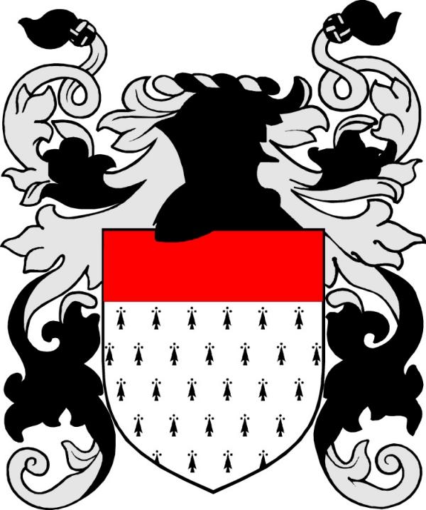 十字军徽章矢量