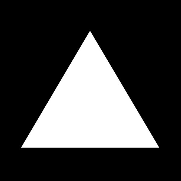 三角形 亚洲图案-标识图形-标识图形
