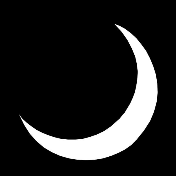 月亮 logo
