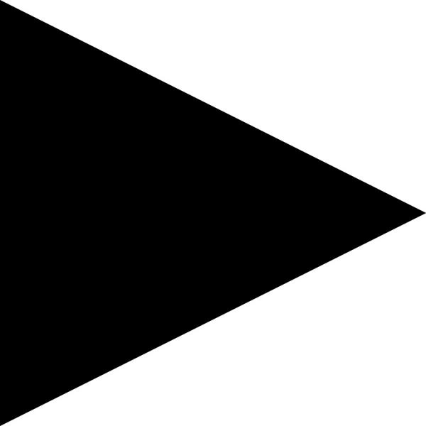 横置三角形 方向标识-标识图形-标识图形图片