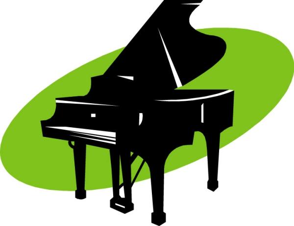 黑色钢琴 乐器-音乐艺术-音乐艺术,乐器,music & art,music