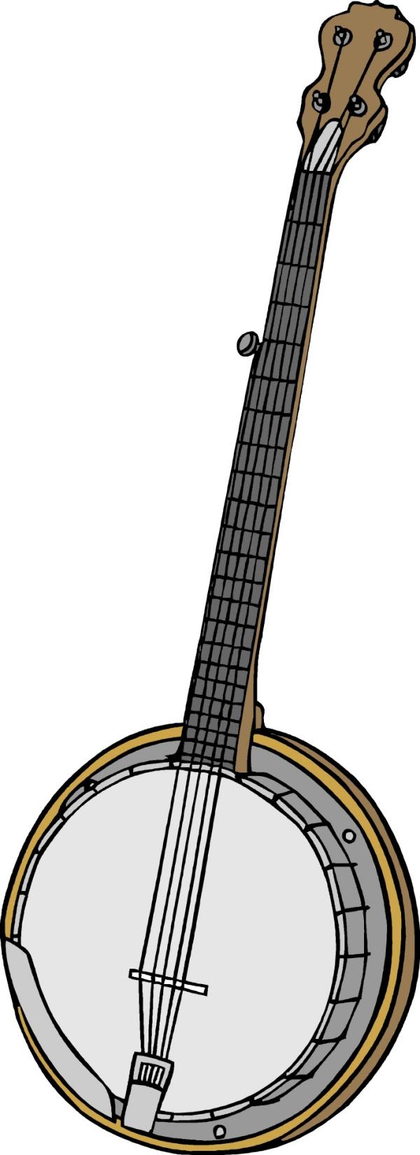 苗族乐器手绘图