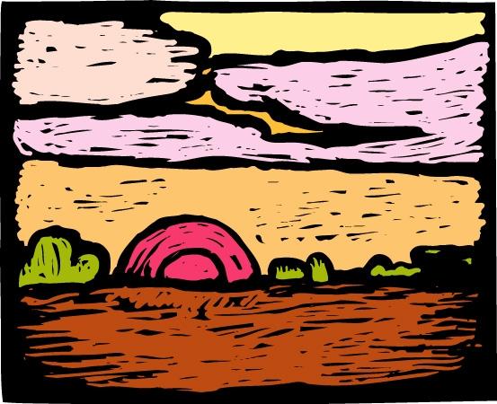 广西桂林山水风景图片_第4页_乐乐简笔画