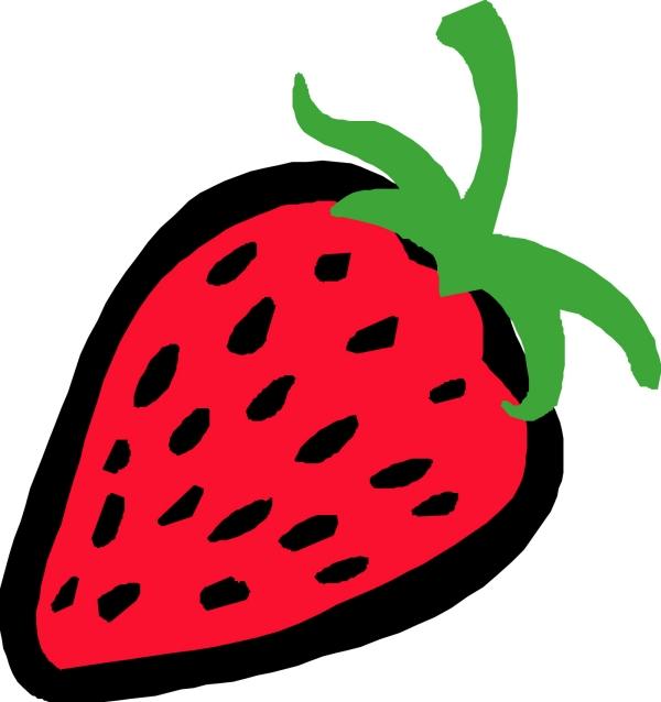 蔬菜 水果 简 笔画
