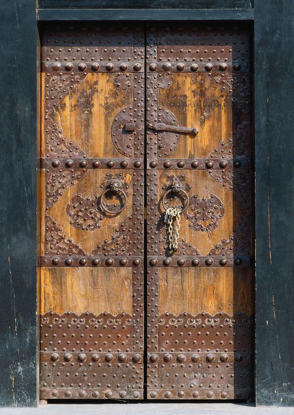 幼儿园铁门装饰图片