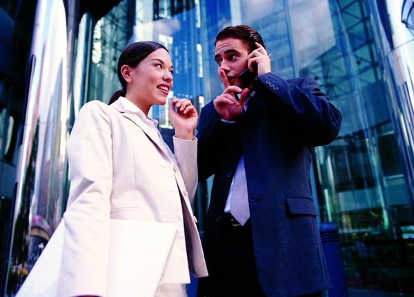 现代商务图片 人物图 手势 嘘 青年男女 ,人物,现代商务