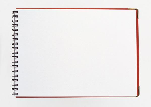 菜单空白背景模板