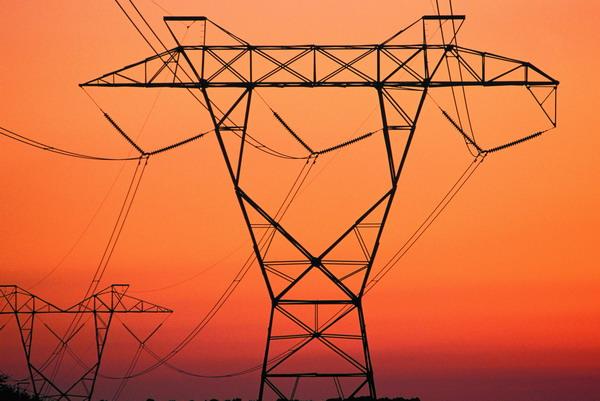 金融图 高压输电
