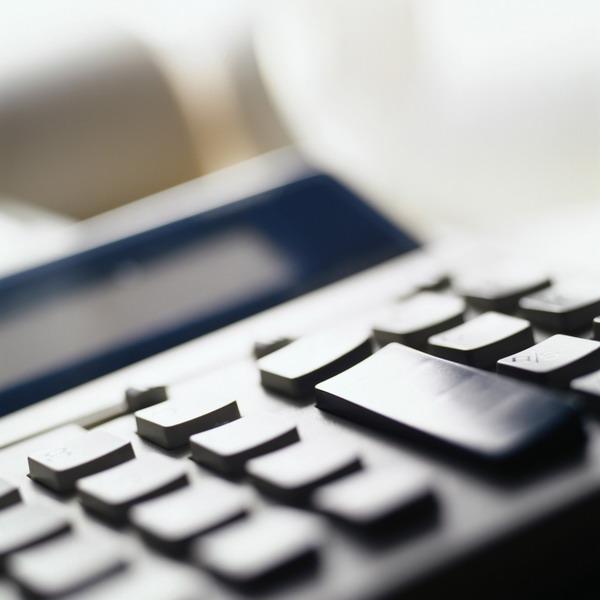抽象商业图片 商业金融图 模糊键盘 反光 按键