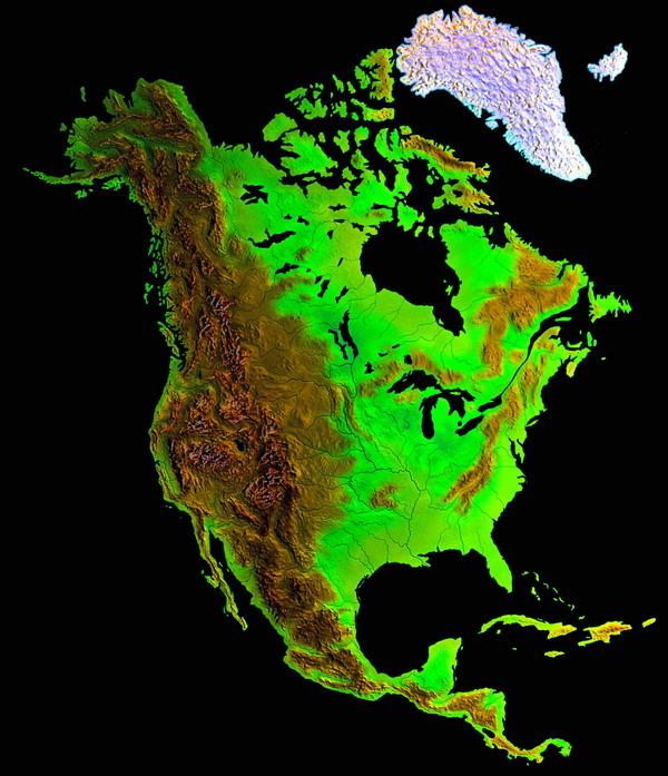 墨西哥湾 地球