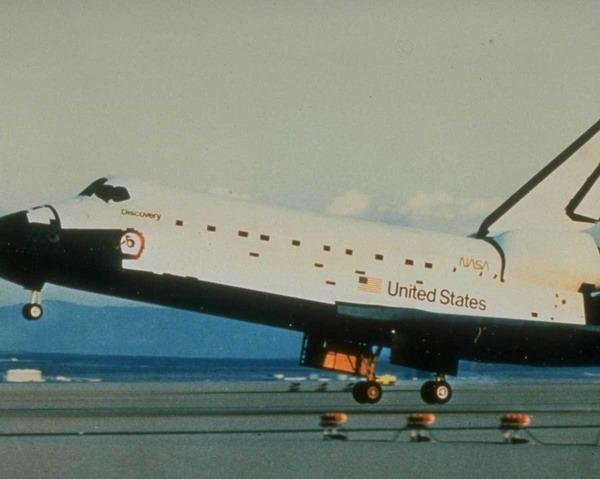 星球探索图片-科技图 航天飞机