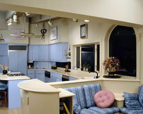 厨房图片-装饰图 客厅